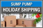 How to Get Your Sump Pump by the Holidays