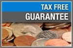 Tax Free Guarantee on Sump Pumps
