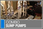 Top-Rated & Best-Selling Combination Sump Pumps