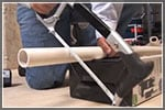 How To Cut & Glue PVC Pipe