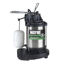Automatic Primary Sump Pumps
