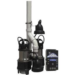 Duplex Primary Sump Pumps
