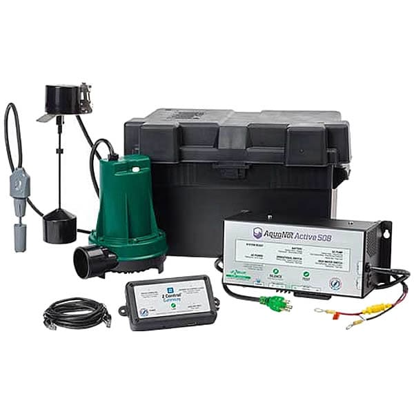 Smart Wifi Sump Pump System