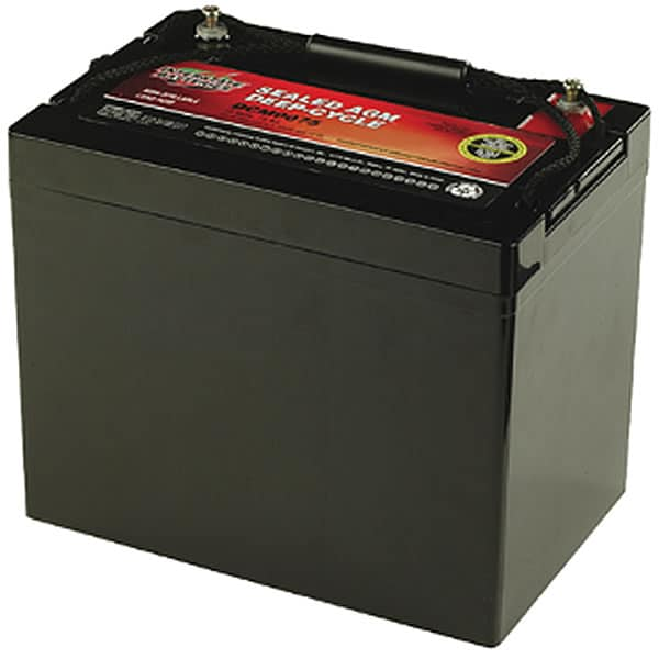 Backup Battery for Sump Pumps