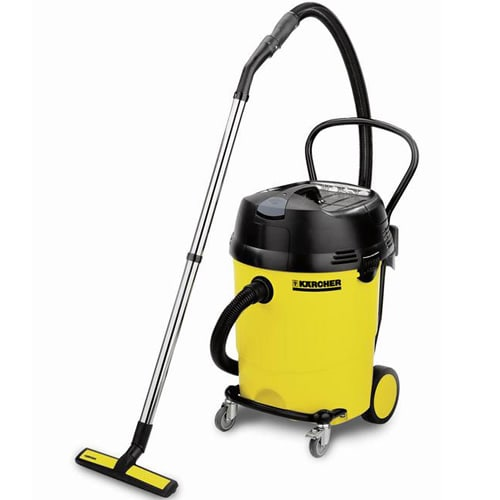 Karcher Commercial NT 65/2 - 17.2-Gallon Commercial Wet/Dry Vac w/ TACT Filter System