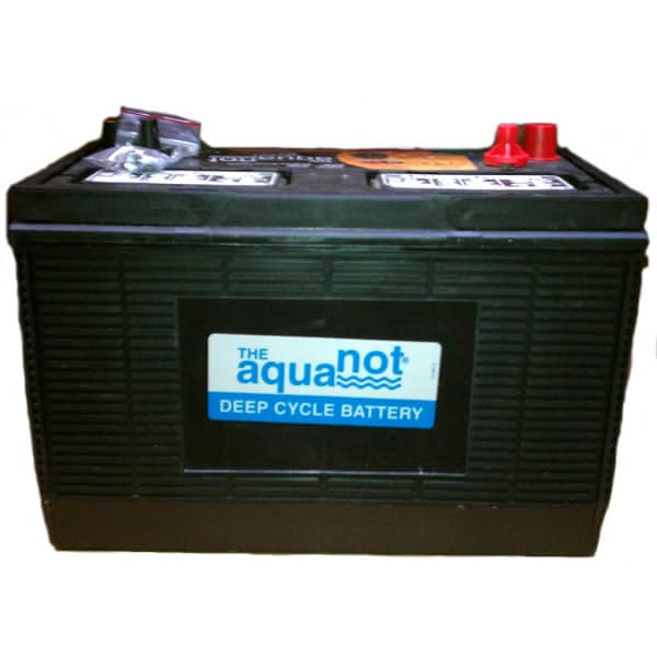 Aquanot Deep Cycle Wet Battery