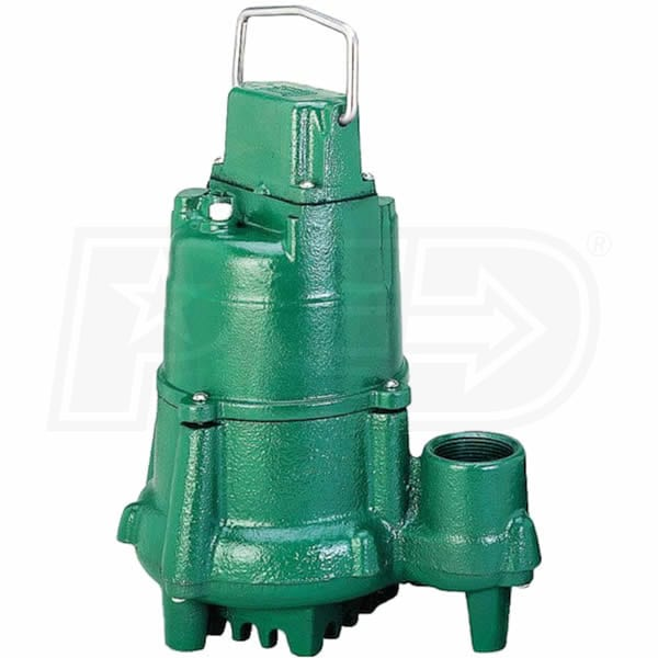 Zoeller N98 1 2 Hp Cast Iron Submersible Sump Pump Non